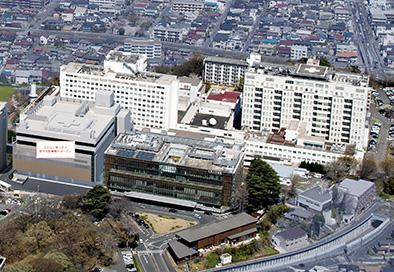 千葉大学医学部附属病院|フォーラム国立大学病院
