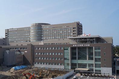 新潟大学医歯学総合病院|フォーラム国立大学病院